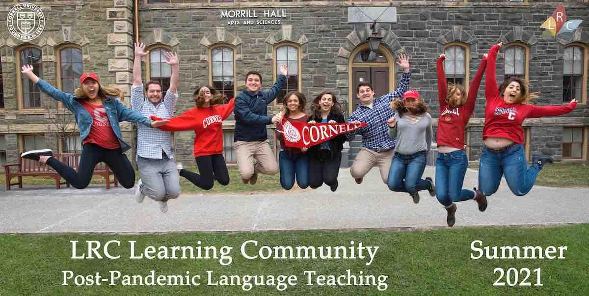 Logo for summer 2021 LRC learning community