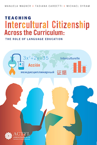 Book cover of Teaching Intercultural Citizenship Across the Curriculum